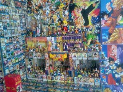 Sur ce blog vous pourrez admirer ma collection Dragon Ball ! C'est une collection complète comportant tout aussi bien des figurines, des posters, ainsi que des livres et des films ( Dvd et Cassettes ) Bonne visite !