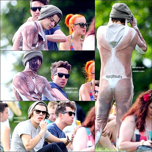 Drôle de manières Harry!!! xD