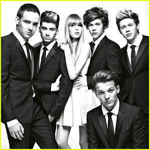 Photo-shoot des Boys pour Vogue