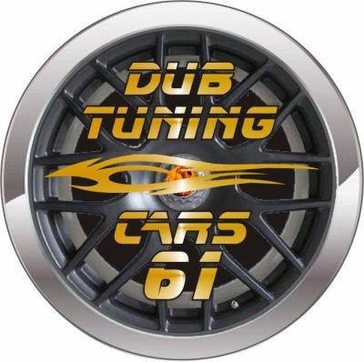 mon cub et ouvert DUB TUNING CARS 61