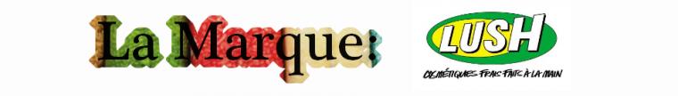NEW ARTICLE: La marque Lush