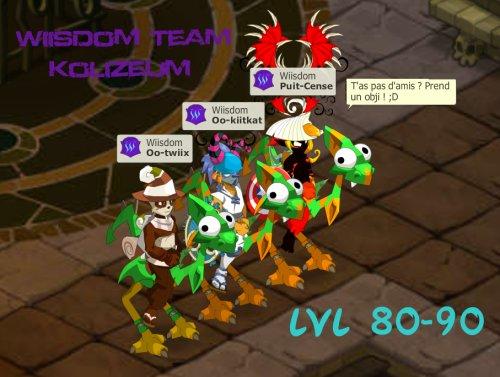 La Wiisdom Team Koli'