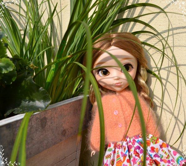 Summerounette et les fleufleurs