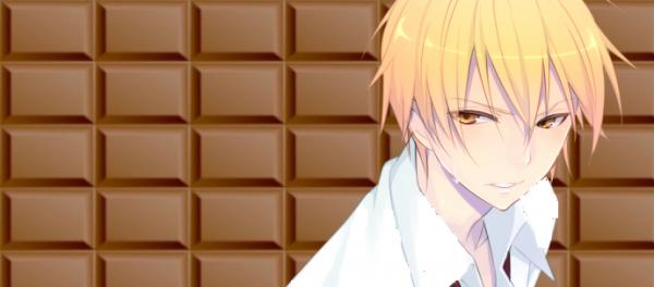 Présentation de personnages ! Makoto et Chocolat.