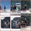 Ariana au lac de Côme , en Italie