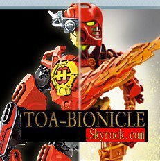 Toa-Bionicle : Blog Bionicle et Hero Factory ®