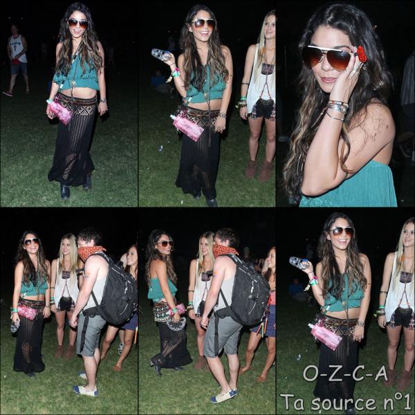 Coachella Music Festival - Day 2