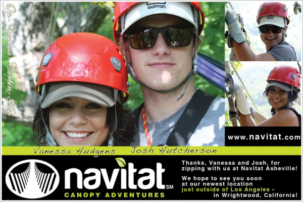 Navitat Canopy Adventures Couple