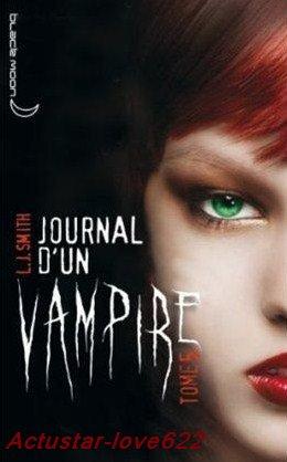 Le journal d'un vampire tome 5 est enfin sortit!