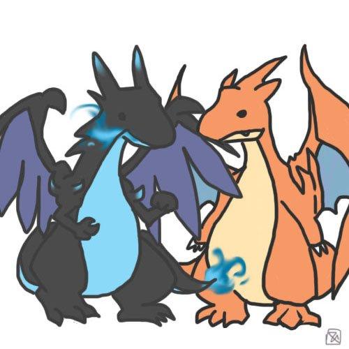 Mega Dracaufeu X Y Pokémon