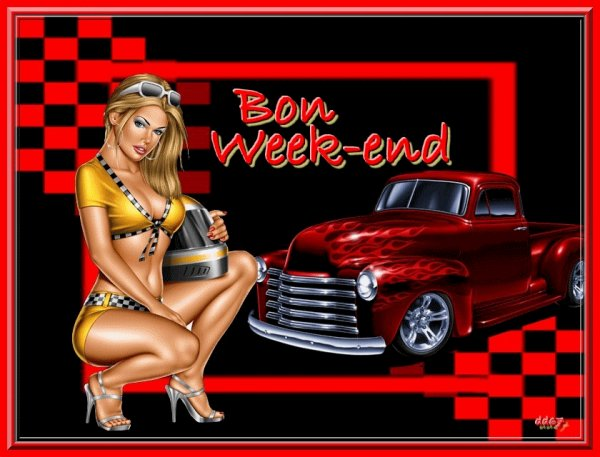 Bon week-end .....!