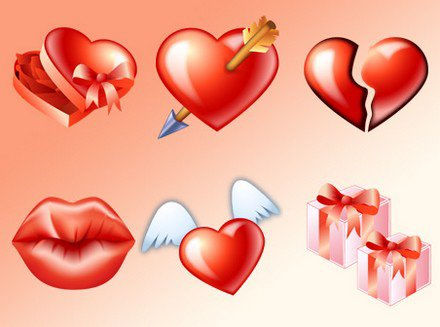 Bonne fete de saint valentin a tous