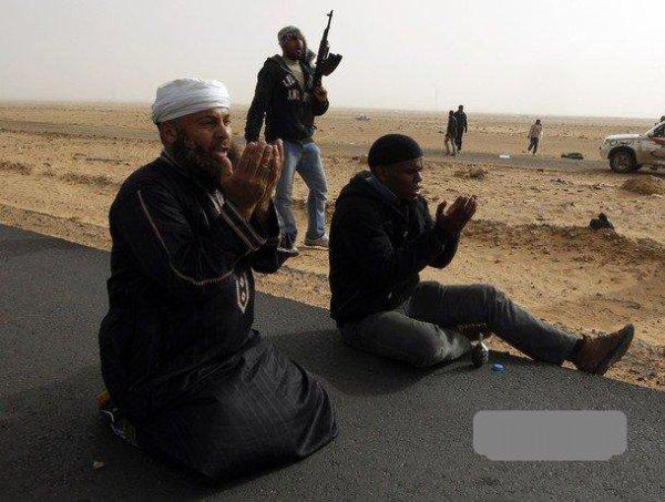 libya  revolution the moment of prey