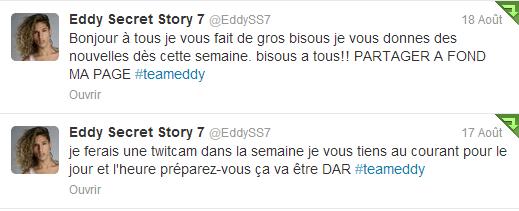 News d'Eddy.
