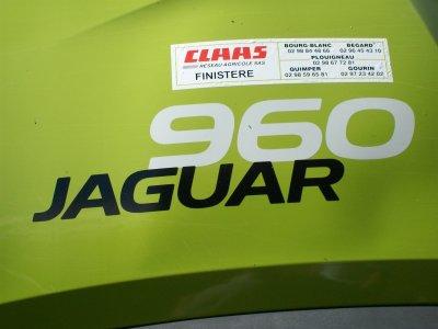 Démo de la Jaguar 960 a plouigneau =)