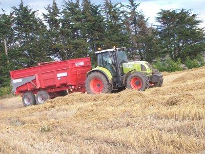 Moisson de blé 2010  Suite 01