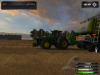 Moisson dans Landwirscahft Simulator 2011 - Suite01