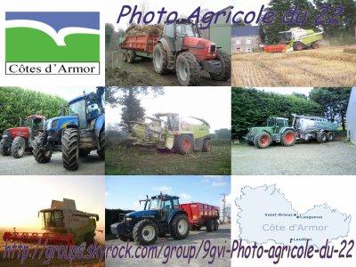 Mon nouveau groupe dedié a tout les fan de photo agricole du 22