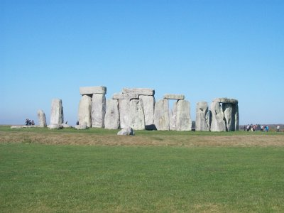 Un p'tit souvenir de Stonehenge en Angleterre :)