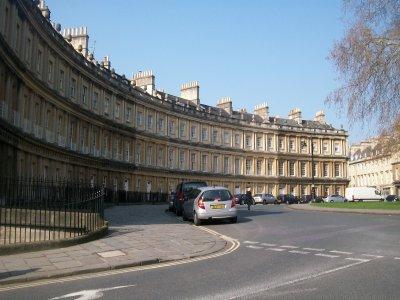 J'ai pensé a vous quand j'étais a Bath en Angleterre :)