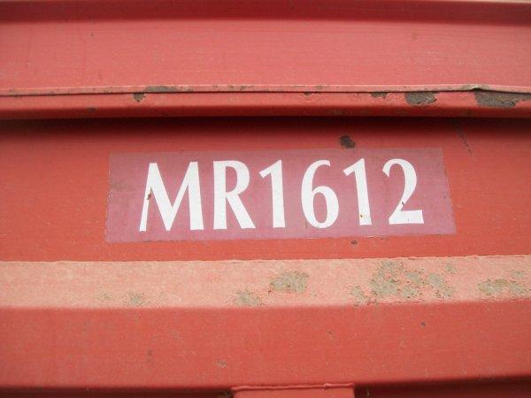 McCormick MC120 et une brignat :)