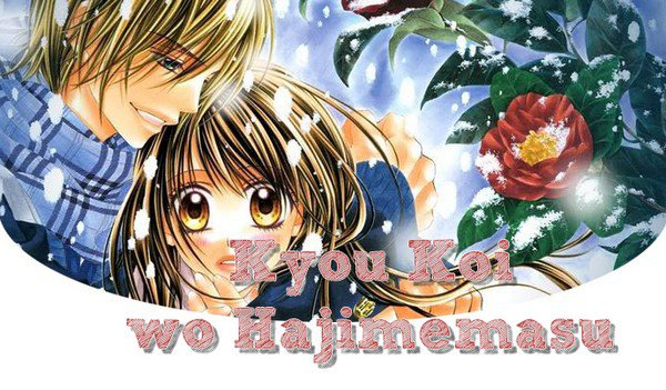 Kyou koi wo hajimemasu - Tsubaki Love