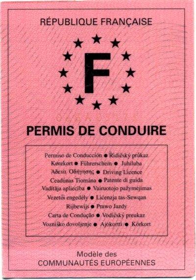 enfin inscrit pour le permis