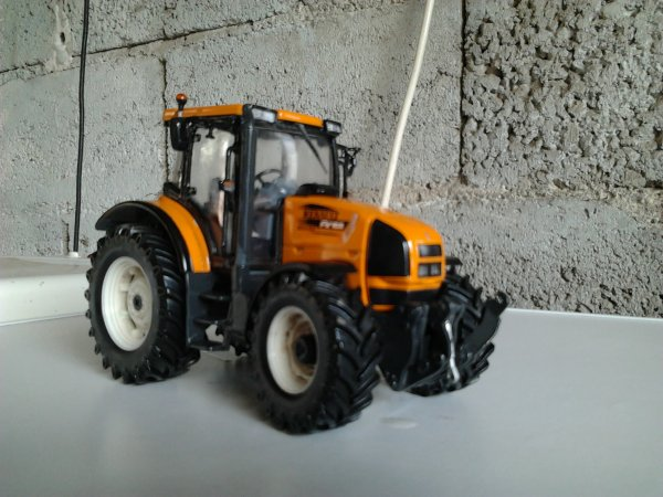 Ares 836rz modifier