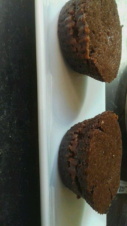 Brownie caramel beurre salé aux noix de pécan