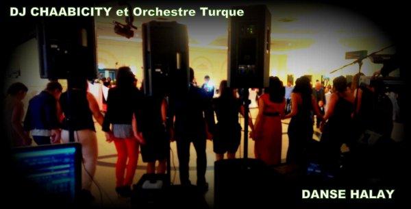 Animation DJ d'un mariage Mixte Turque Tunisien au Château de Venise ( 95 )