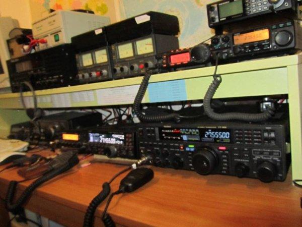 Radio amateur et radio cb