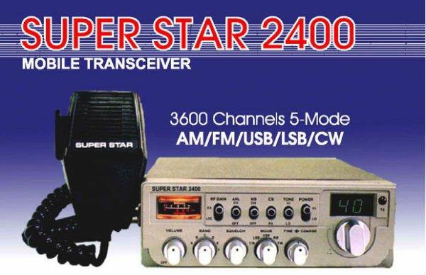 SUPER STAR 2400