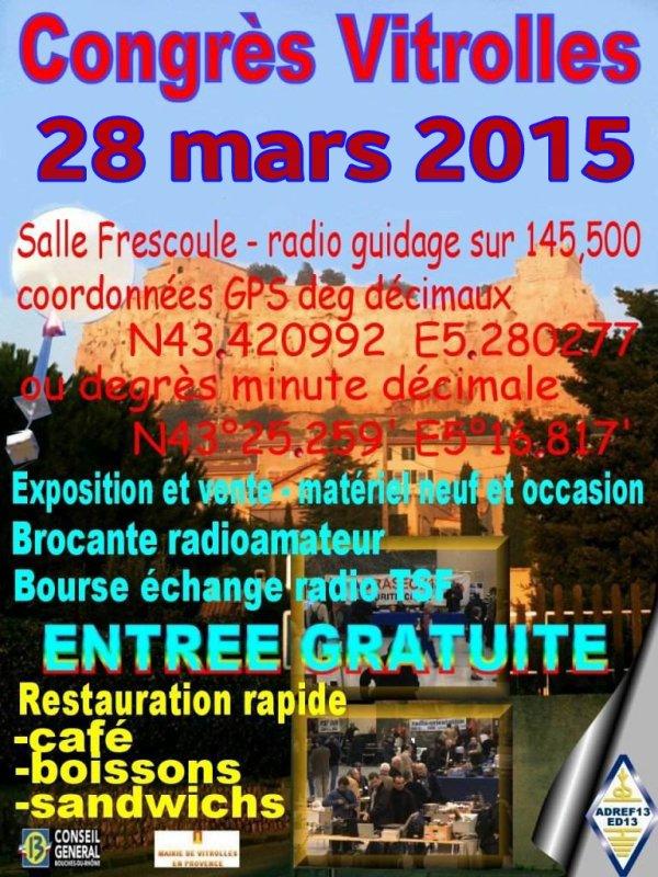 Salon Radioamateur 2015