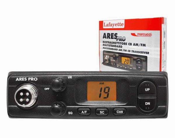 radio cb Lafayette Ares Pro