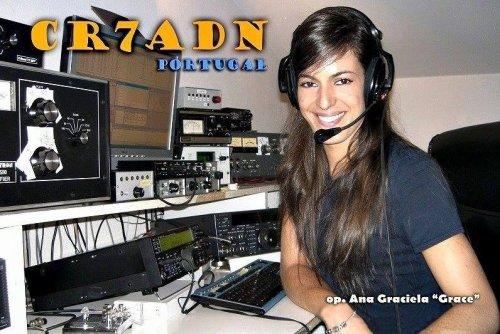 Radio amateur des femmes