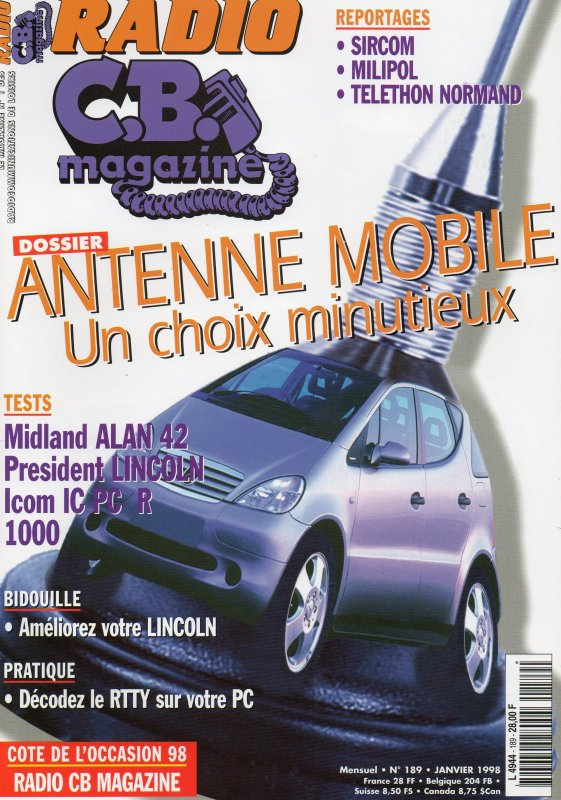 radio cb magazine