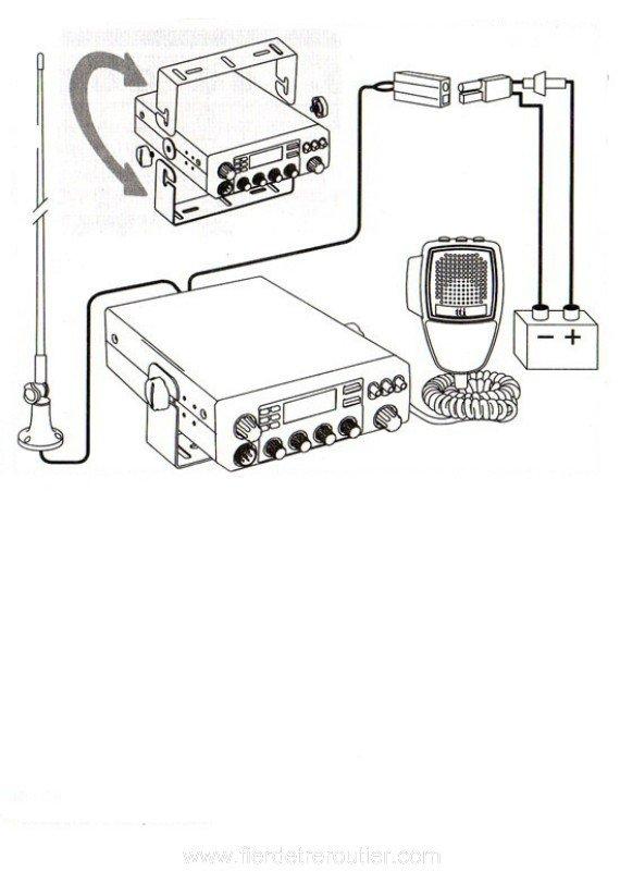 image radio CB