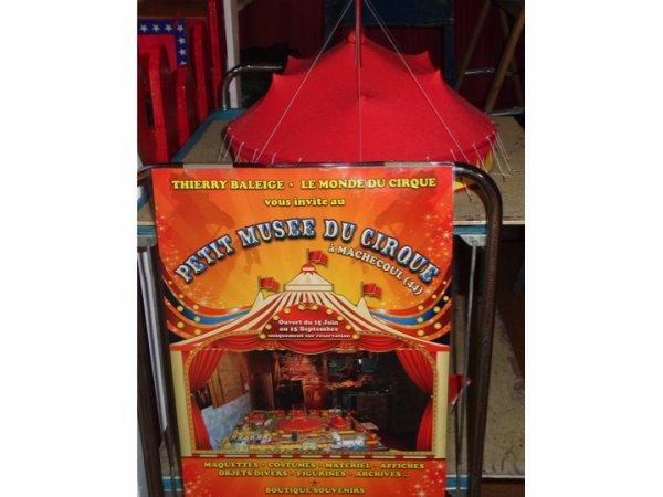 UN WE EXTRA (11): 6ème Salon de la Maquette de Cirque au Cirque d'Hiver Bouglione (26-28 Février 2016)