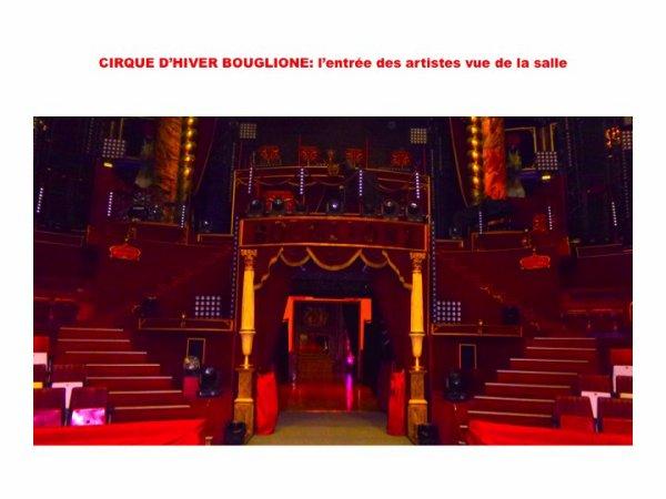 UN WE EXTRA (13): 6ème Salon de la Maquette de Cirque au Cirque d'Hiver Bouglione (26-28 Février 2016)