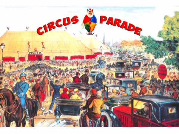 UN NOUVEAU SITE FORMIDABLE SUR L'HISTOIRE DU CIRQUE:.......................................                  http://www.circus-parade.com