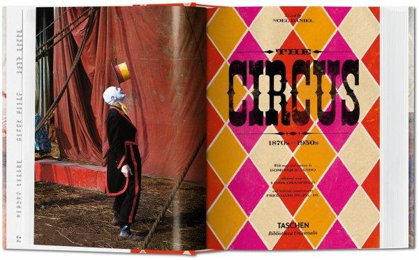 "LIVRE ""THE CIRCUS"""