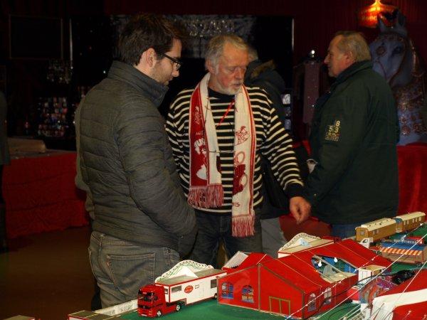 7ème Salon de la Maquette de Cirque - co-organisation Maquette club de Nemours et sa région & le CIRQUE D'HIVER BOUGLIONEd'Hiver (5)