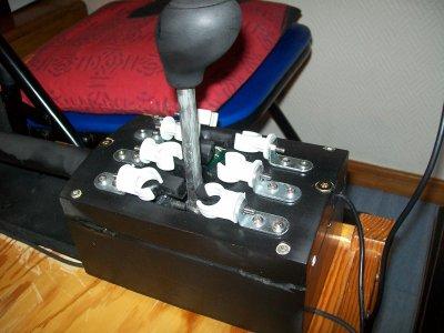 boite de vitesse en h fabrications prototypes. Black Bedroom Furniture Sets. Home Design Ideas