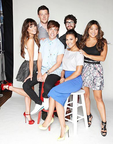Photo du cast au Comic-Con