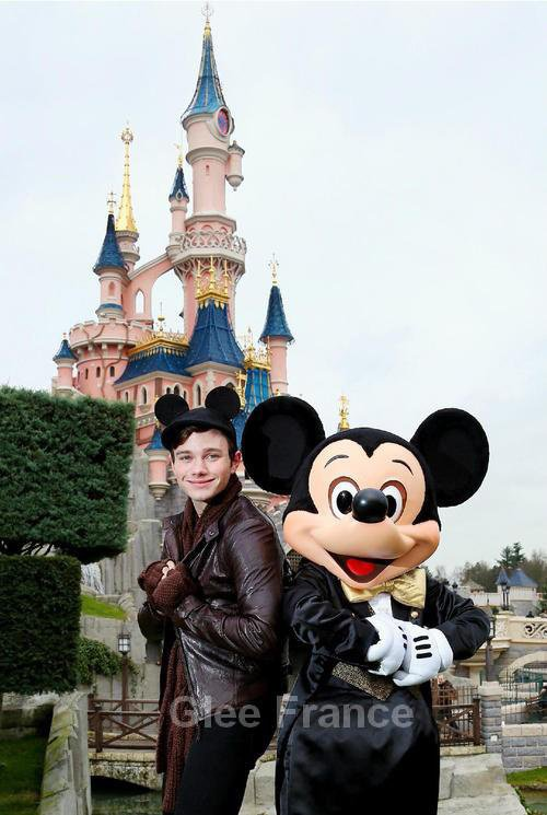 Chris en France  !!!!