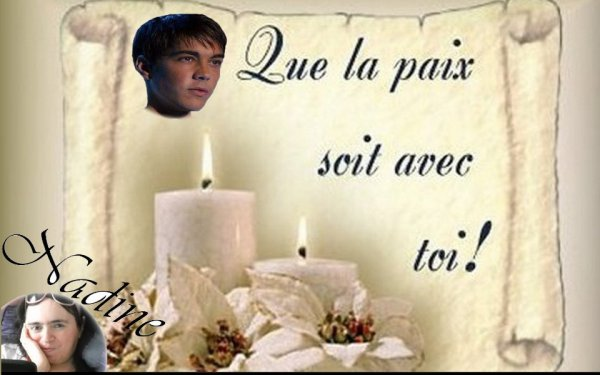 hommage a notre ange