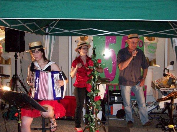 Nuit des soldes juin 2012 de cahors avec LMJM et DOMIDO