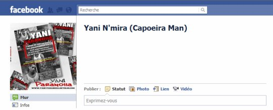 Facebook Officiel yaNi