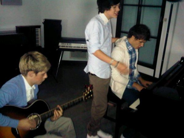 Niall Harry & Liam ♥