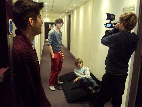 Zayn Louis Liam & Niall ♥